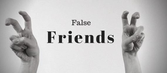 Fałszywy przyjaciel
